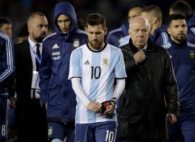 Messi, Sampaoli y el repechaje