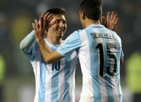¡Argentinos, somos campeones!