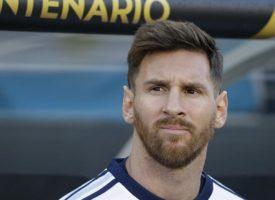 No sos vos, Messi