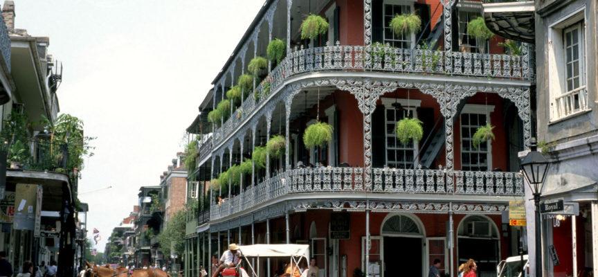 New Orleans, la ciudad del jazz, de los robles y de la fiesta