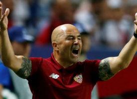 Sampaoli estrena hit: Sevilla Fútbol Rock