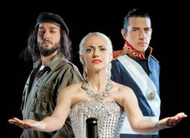 Una nueva 'Evita' quiere conquistar la cartelera madrileña