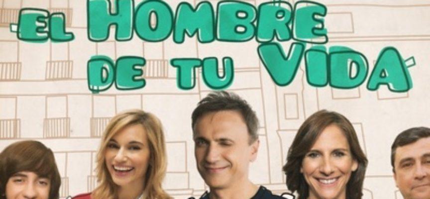 'El hombre de tu vida', pero con acento español