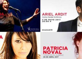 Un buen trozo de Buenos Aires en el Teatro Real