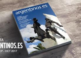 Nueva edición Revista Argentinos.es