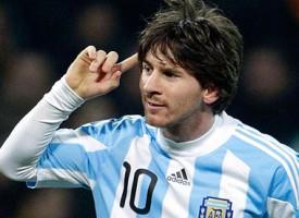Luis Enrique: «Messi sería imparable de lateral»