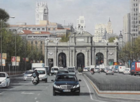 Madrid es un cuadro