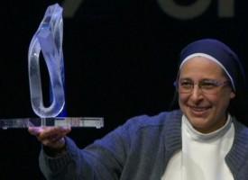 Lucía Caram, una monja argentina, es la 'Catalana del año'