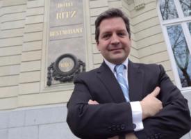 CHRISTIAN TAVELLI: No hay mejor cielo que el Ritz