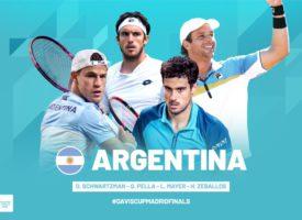 La Copa Davis se celebrará en Madrid del 18 al 24 de Noviembre