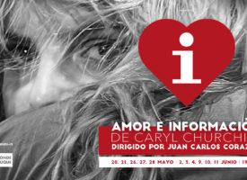 Juan Carlos Corazza dirige 'Amor e información'