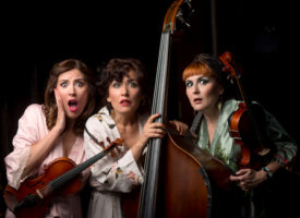 Las cuerdas, actrices protagónicas en los Teatros del Canal