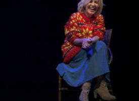 Mercedes Morán y un amor divino en Madrid