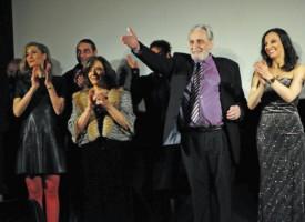 Lleno total en el estreno 'La invitación del presidente', el último largometraje de Menassa
