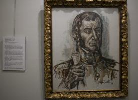 Una exposición en Madrid rescata las raíces palentinas de San Martín