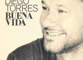 'Buena vida', lo nuevo de Diego Torres