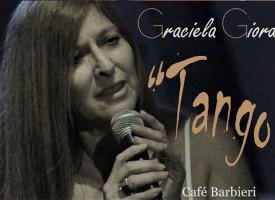 Graciela Giordano le canta al tango y María Elena Walsh