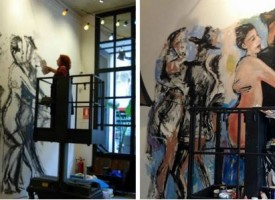 Madrid y Barcelona, escaparates para el arte argentino en abril