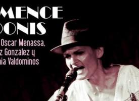 Clemènce Loonis pone voz y melodía a la poesía del argentino Menassa
