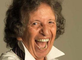 Rudy Chernicof pasea su humor por Madrid