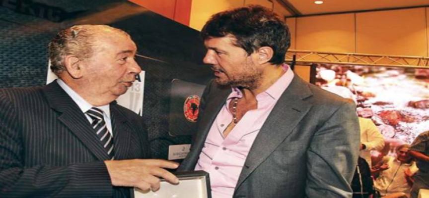 AFA: ¿Tinelli ya asumió?