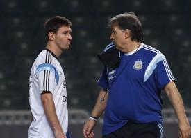 Vieron que no era Messi…