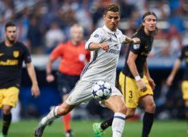 Real Madrid Atlético: el talento fue más que el orden