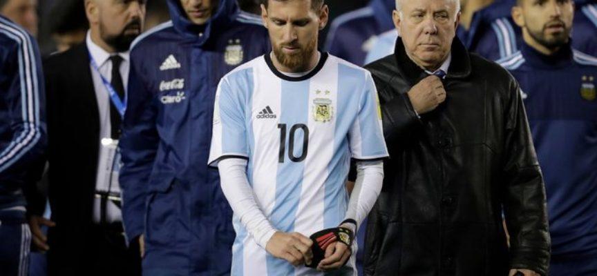 Messi, Sampaoli y el repechaje