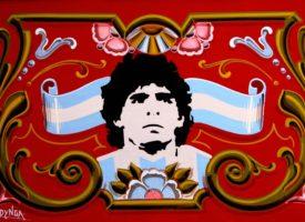El fileteado porteño te cuenta Buenos Aires