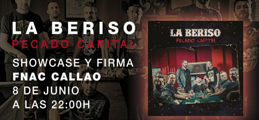 La Beriso toca en Madrid y Pamplona