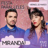 Grandes éxitos de Miranda