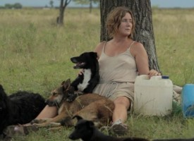 Verónica Llinás es 'La mujer de los perros'