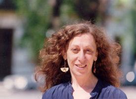 Tarde literaria con Susana Szwarc en Madrid