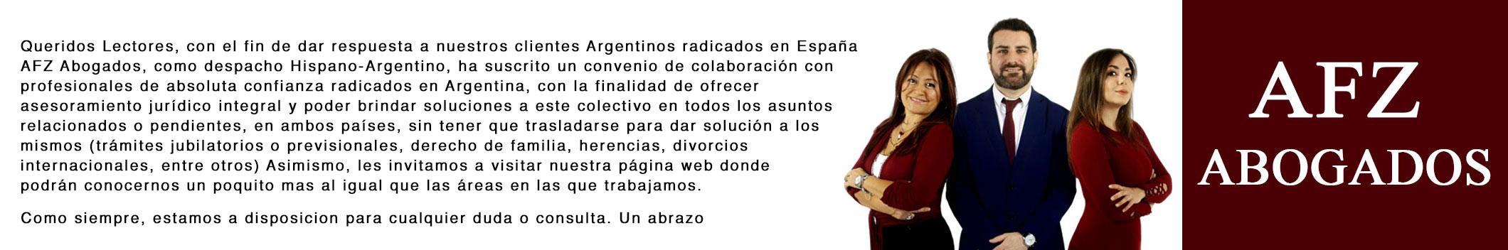 Web AFZ Abogados