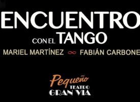 Encuentro con el Tango