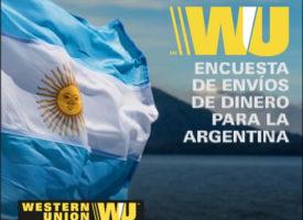 Encuesta de envio de dinero para la Argentina